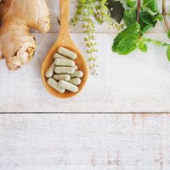 Complément alimentaire mal transport grossesse problèmes digestifs nausées vomissements ballonnements diarrhées - Gingembre bio - Easunutrition.eu